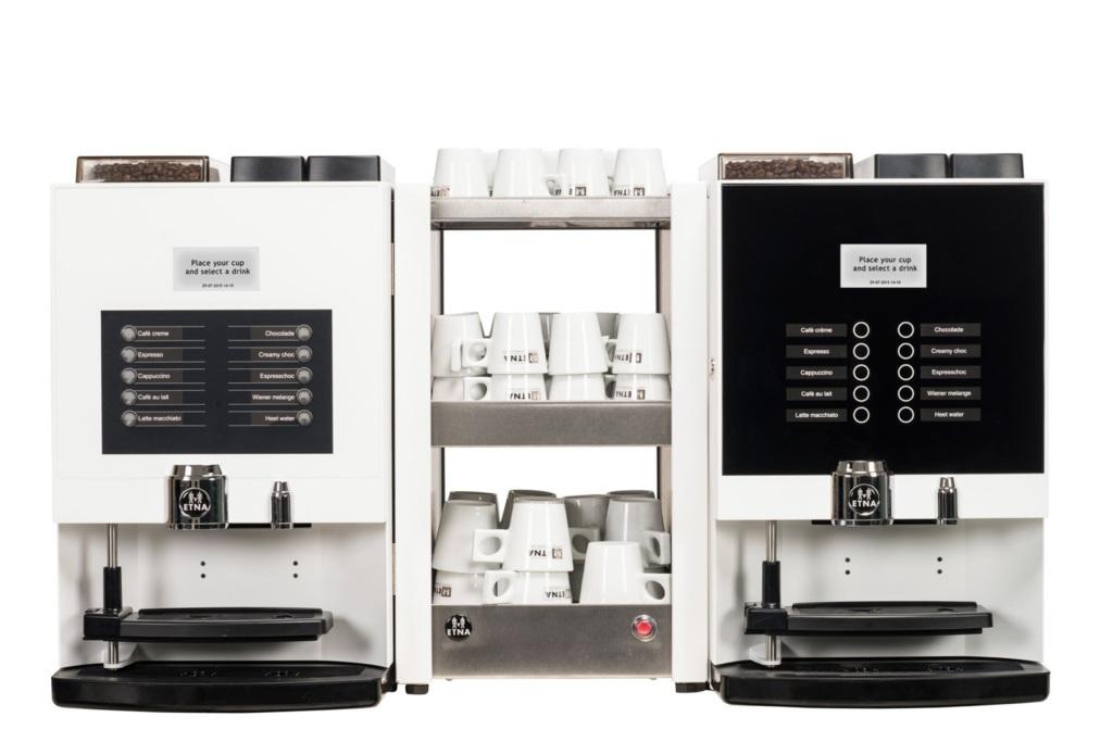 Etna coffee machine, productfoto