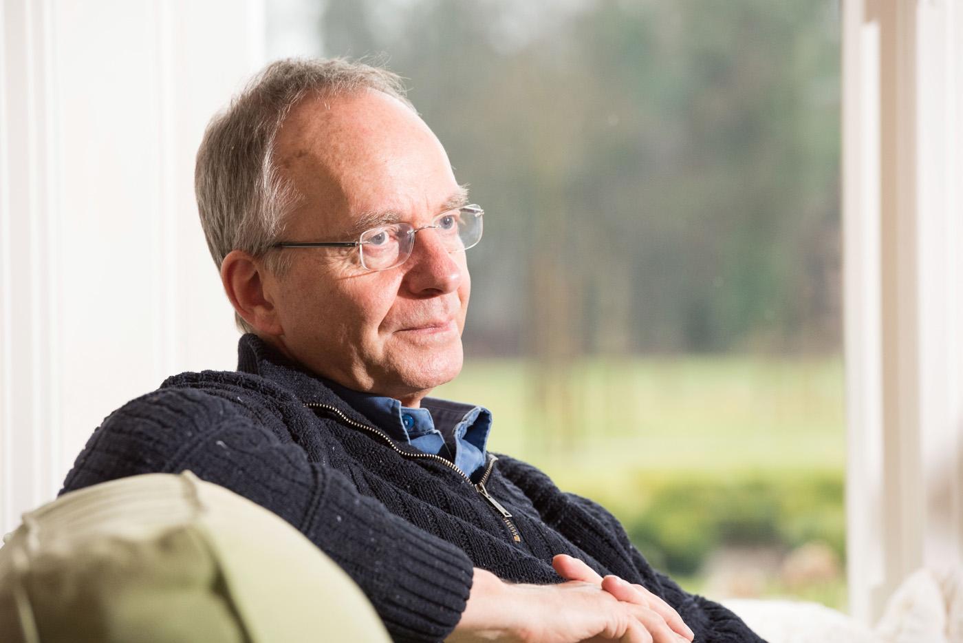Henk Kamp, zakelijk portret