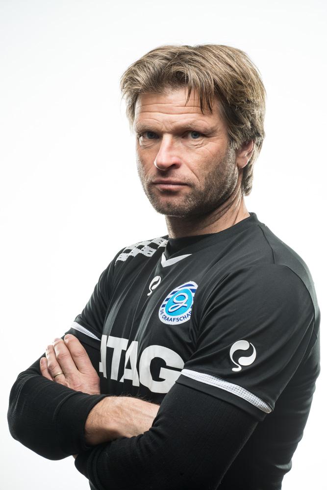 Portret Jan Vreeman, de Graafschap