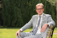 Burgermeester Mark Bouwmans Doetinchem