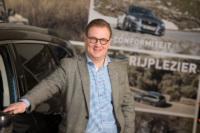 Theo Wenting, Subaru dealer, zakelijk portret