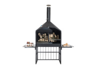 Houtbarbecue, Huis en tuin wereld